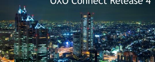 OXO Connect Release 4 veröffentlicht