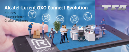 Alcatel-Lucent OXO Connect Evolution Roadshow